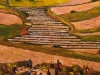 Htut Htut Zaw Shan Hills harvest 30x40