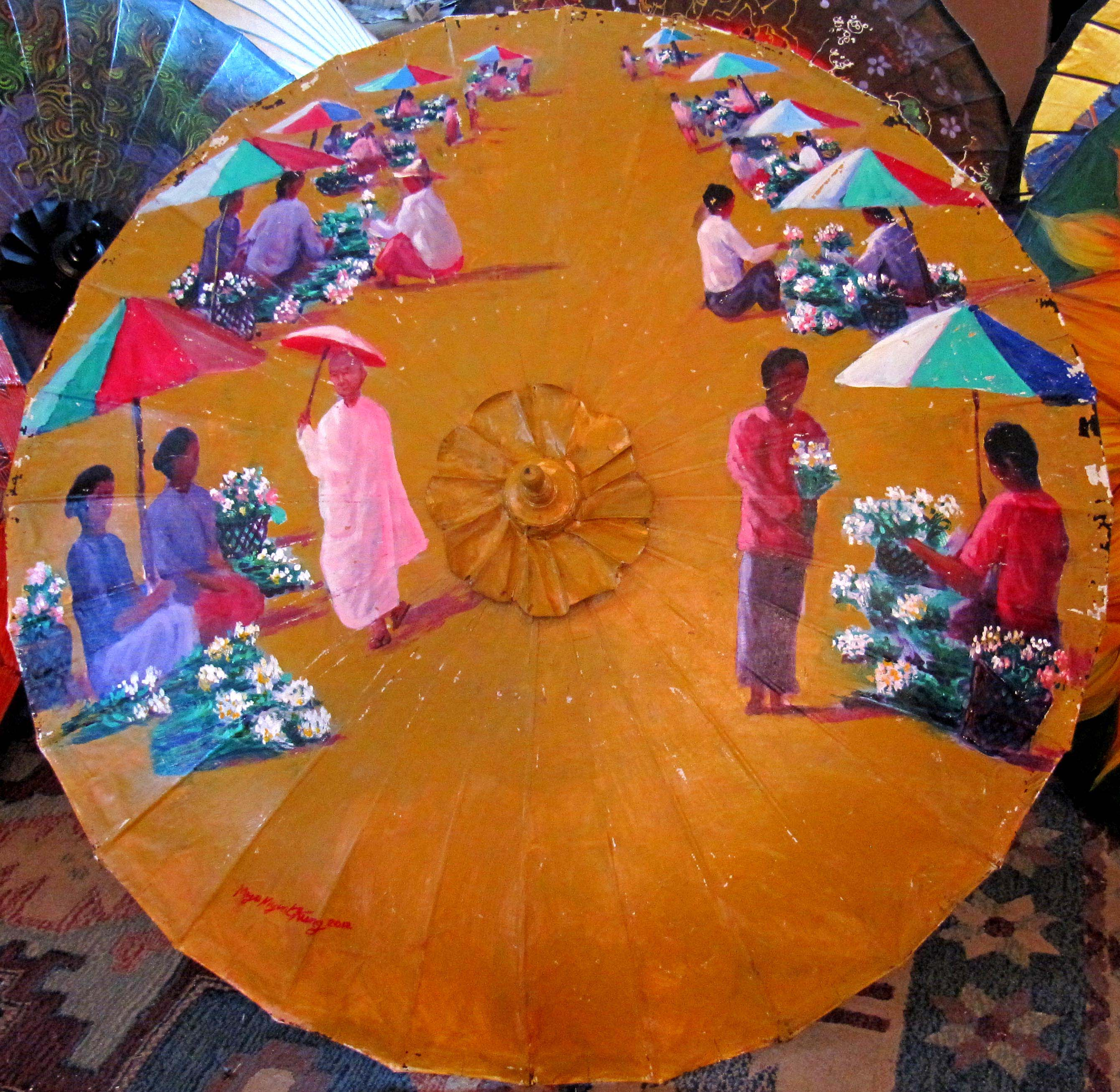 Myo Myint Aung Market